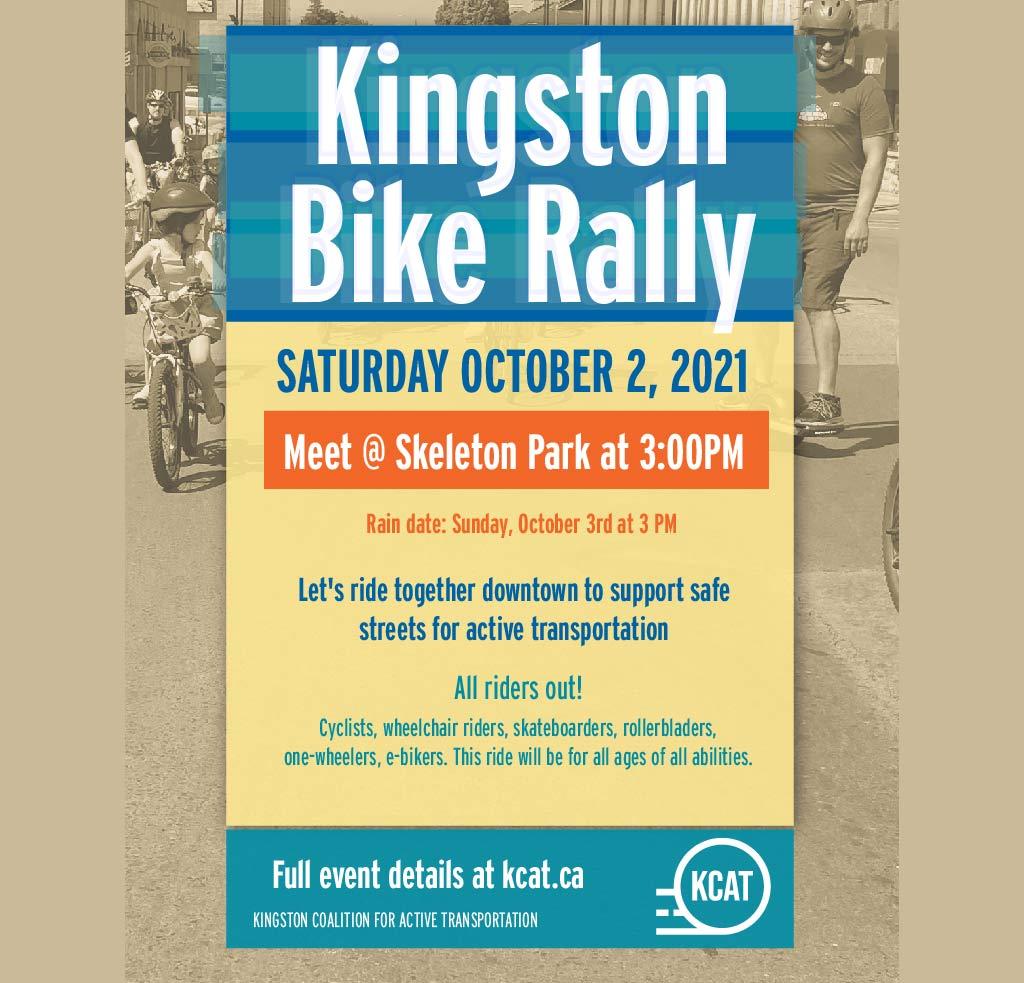 Kingston Bike Rally October 2